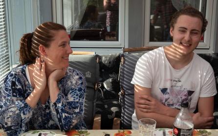 Åsa och Isak